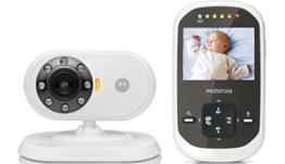 Motorola MBP 25 Digitales Babyphone mit TFT-Farbdisplay -