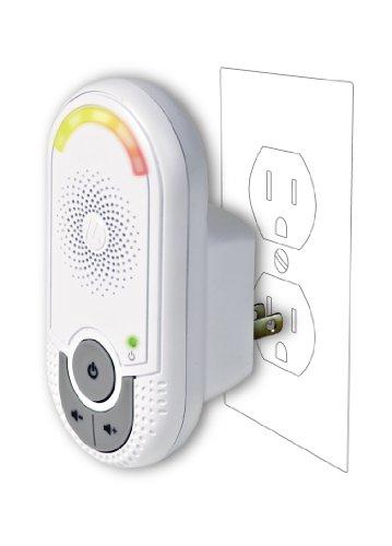 Motorola MBP 8 Digitales Audio Babyphone mit DECT-Technologie und bis zu 300 Meter Reichweite -