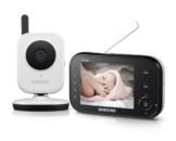 Samsung SEW-3036 Baby Monitoring System (8,9 cm (3,5 Zoll) LCD-Monitor mit Kamera - 1