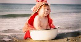 Baby Urlaub